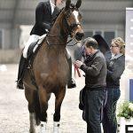 Kampioen B/L1 Joyce van Opbergen